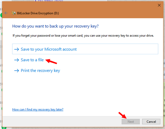 save-encryption-key-to-local-file-or-microsoft-account
