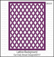 ODBD Custom Lattice Background Die