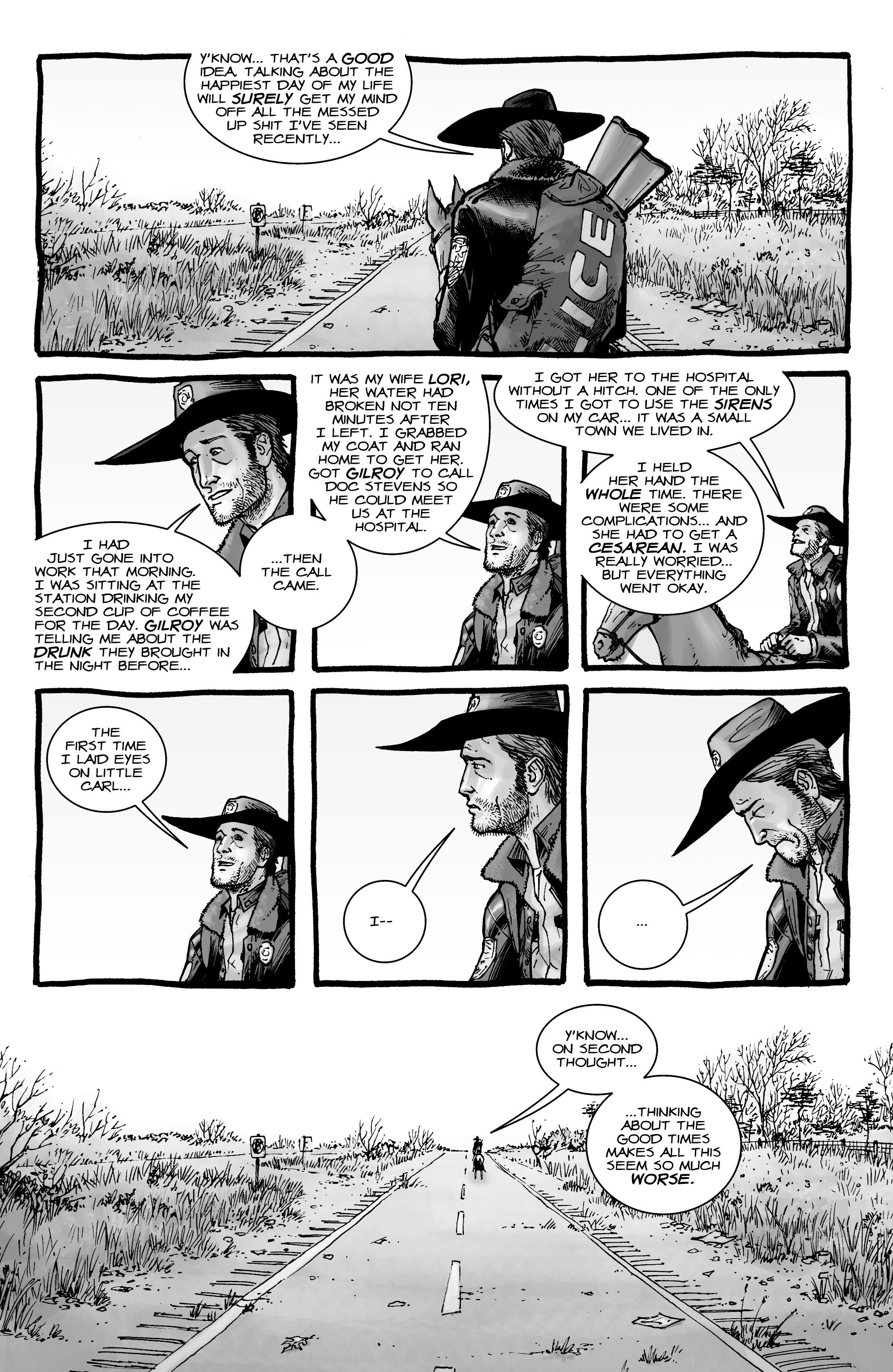The Walking Dead issue 2 - Page 10