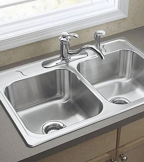 Unclog A Kitchen Sink: Unclogging A Kitchen Sink
