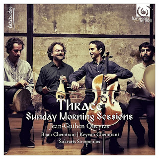Thrace: Sunday Morning Sessions - Harmonia Mundi