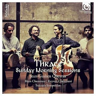 Thrace: Sunday Morning Sessions - Harmonia Mundi