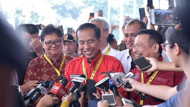 CAD Parah, Rupiah Lemah, Jokowi Resah