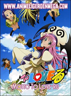 Motto To Love-Ru: Todos los Capítulos (12/12) [Mega - Google Drive - MediaFire] BD - HDL