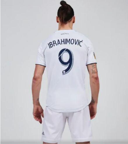 ibrahimovic joins la galaxy