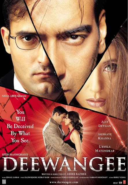 Deewangee 2002 DVDRip 400mb Download