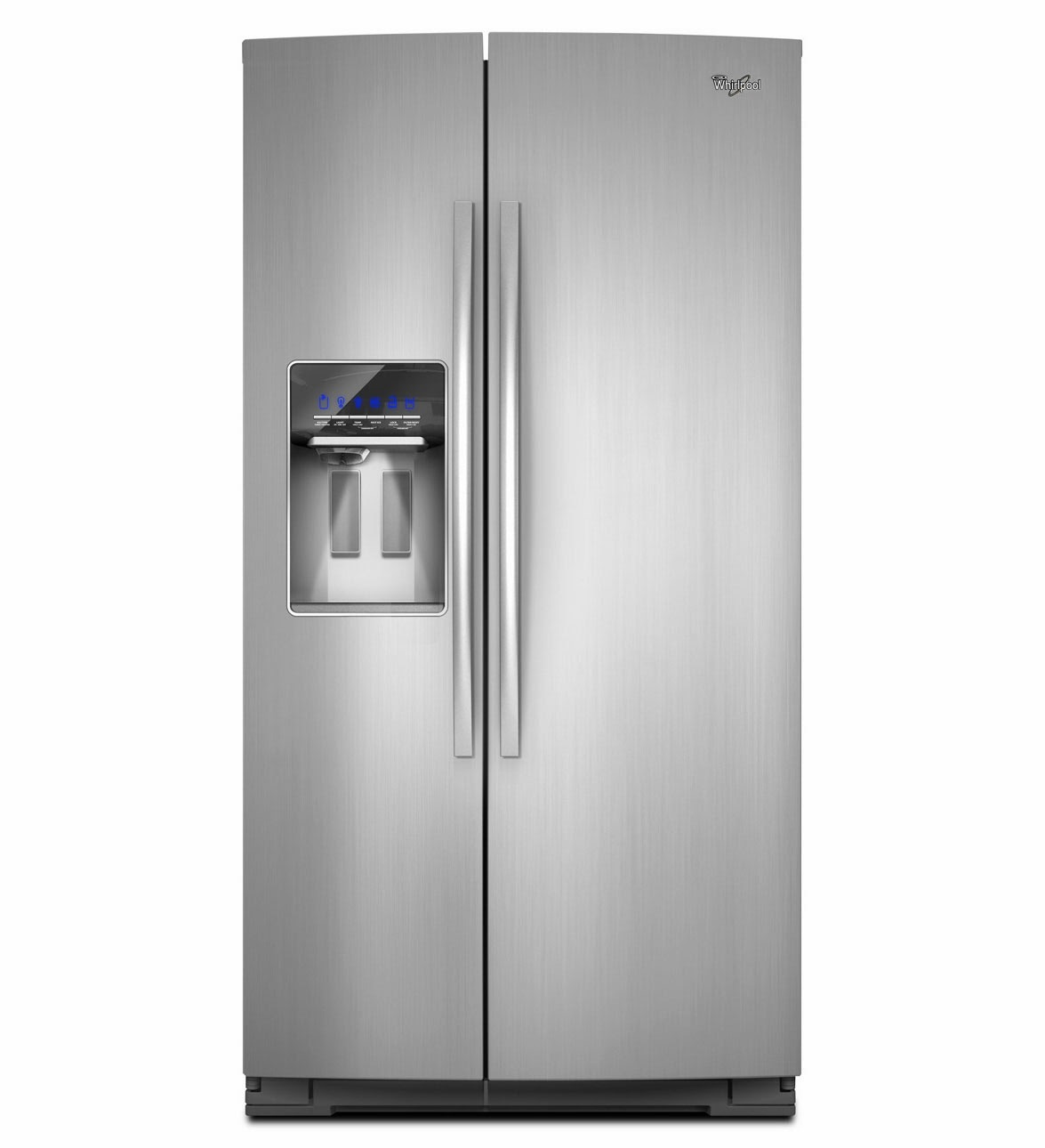 Whirlpool Refrigerator Brand Gsc25c6eyy Side By Side
