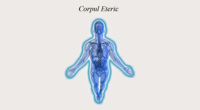 corpul eteric este primul strat energetic al corpului fizic