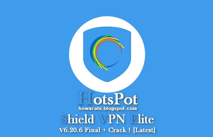 تحميل برنامج Hotspot Shield VPN Elite v6.20.6 Final