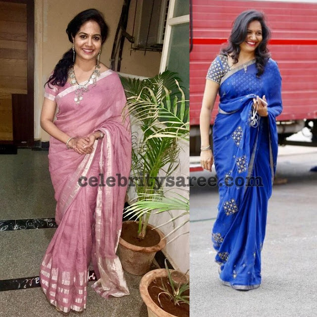 Sunitha Light Weight Sarees