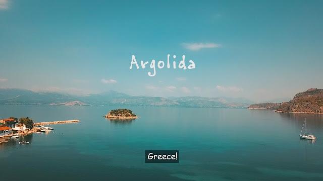 Ταξίδια περιπέτειας στην Αργολίδα: Ένα βίντεο που δεν χορταίνεις να βλέπεις και να ξαναβλέπεις