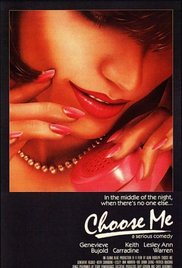 Watch Choose Me Online Free 1984 Putlocker
