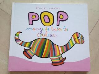 POP mange de toutes les couleurs - L'Ecole des Loisirs