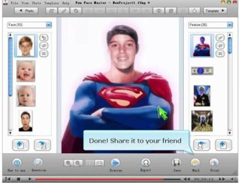 تحميل برامج الكمبيوتر, تحميل برنامج تركيب الصور, تحميل برنامج معالجة الصور, تحميل برنامج Fun Face Master, Download  Fun Face Master for pc
