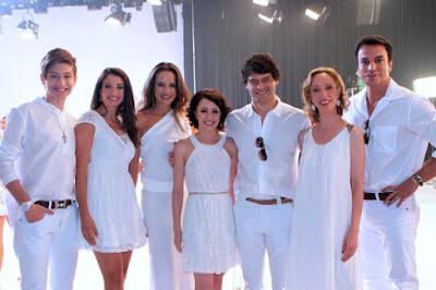 Vinhetas de final de ano das emissoras como Globo e SBT