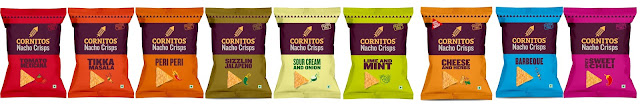 Kiddie Snack Time dilemmas sorted with Cornitos newly launched 30g Nachos Crisps in new packaging
