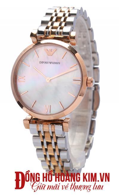 đồng hồ armani nữ