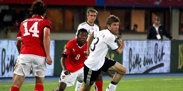 Video Cuplikan Gol Jerman vs Austria Skor Akhir 1-2   Friendly Match 02 Juni 2018