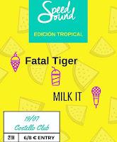 Concierto de Fatal Tiger y Milk It en Costello Club