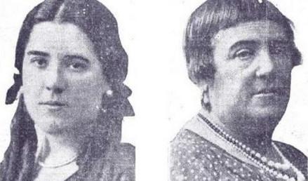 Aurora Rodriguez Carballeira e Hildegart Rodriguez
