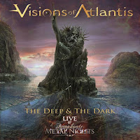 "Το video των Visions of Atlantis για το ""Words of War""από το album ""The Deep & The Dark Live @ Symphonic Metal Nights"""