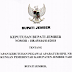 Rincian Formasi CPNS Kabupaten Jember 2018 - SK Bupati