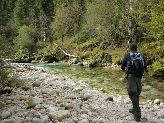 Slovenia Fly Fishing