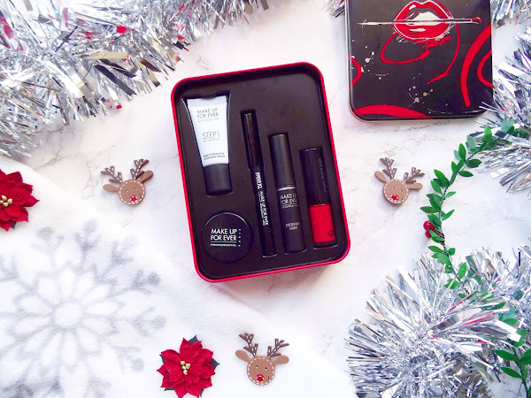 The Must-Have Gift Set From Make Up For Ever❄