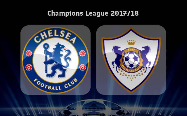 Chelsea vs Qarabag FK Full Match & Highlights 12 September 2017
