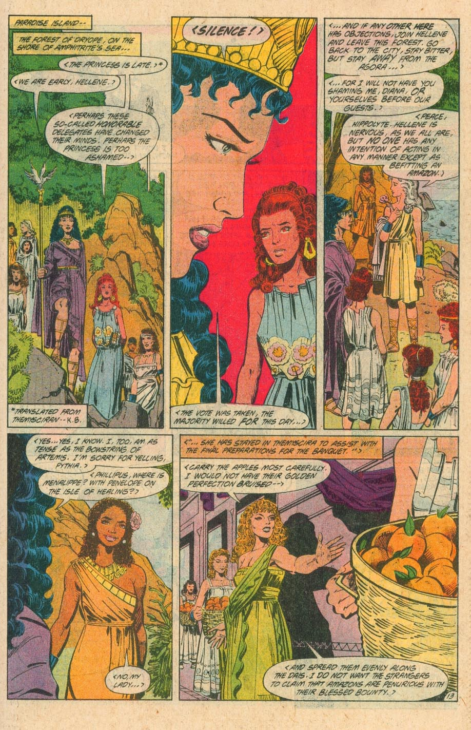 Read online Wonder Woman (1987) comic -  Issue #37 - 15
