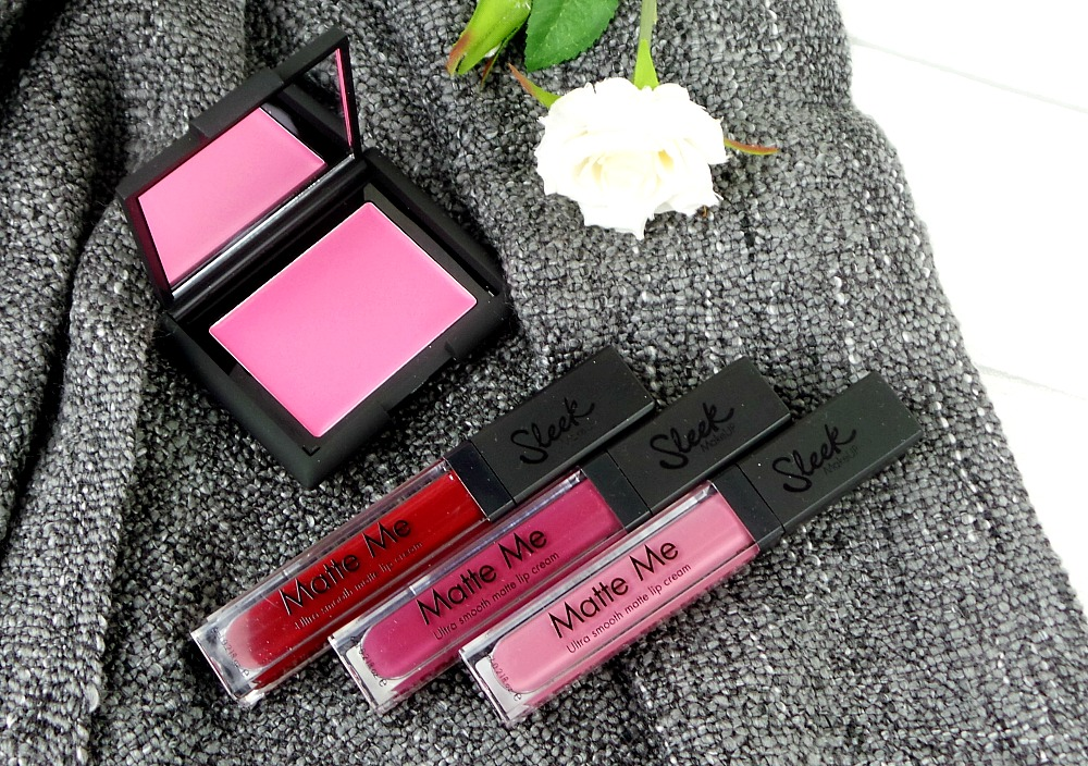 sleek Creme to Powder Blush in Amaryllis review