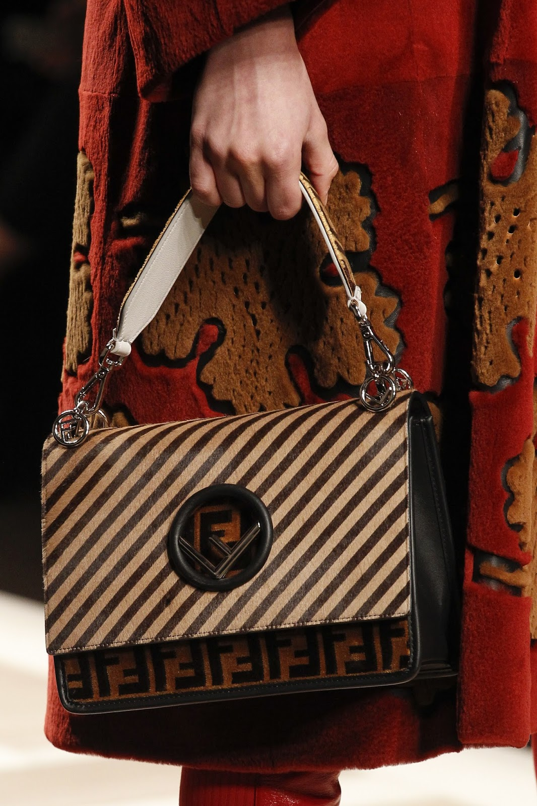 c625461158 MFW: Fendi Fall/Winter 17 Bags Report - ABDI