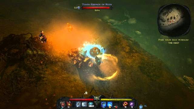 Victor Vran PC Games Gameplay