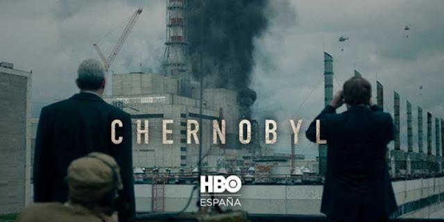 Chernobyl, serie, HBO España, nuclear