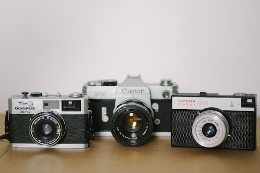 How to chose your first 35mm film camera