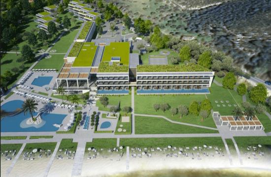 Άδεια δόμησης για το 5άστερο ξενοδοχείο στη Χαλκιδική