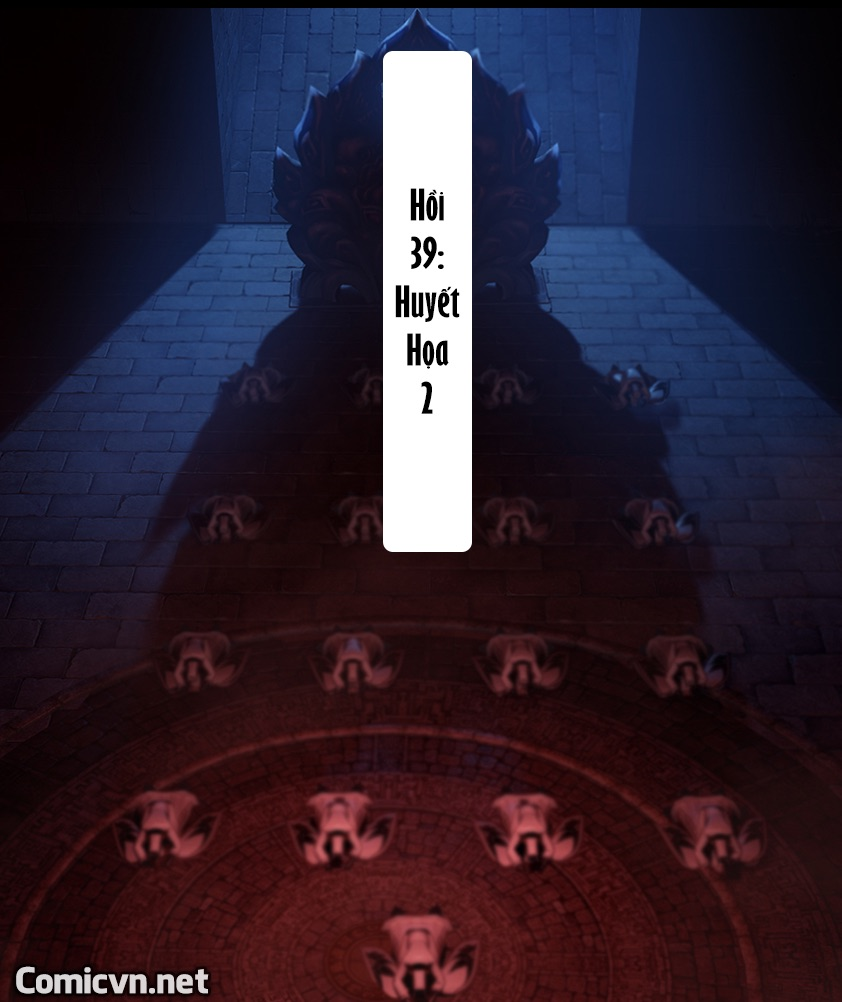 Thủ Mộ Bút Ký - Chapter 39: Huyết Họa 2 - Pic 1