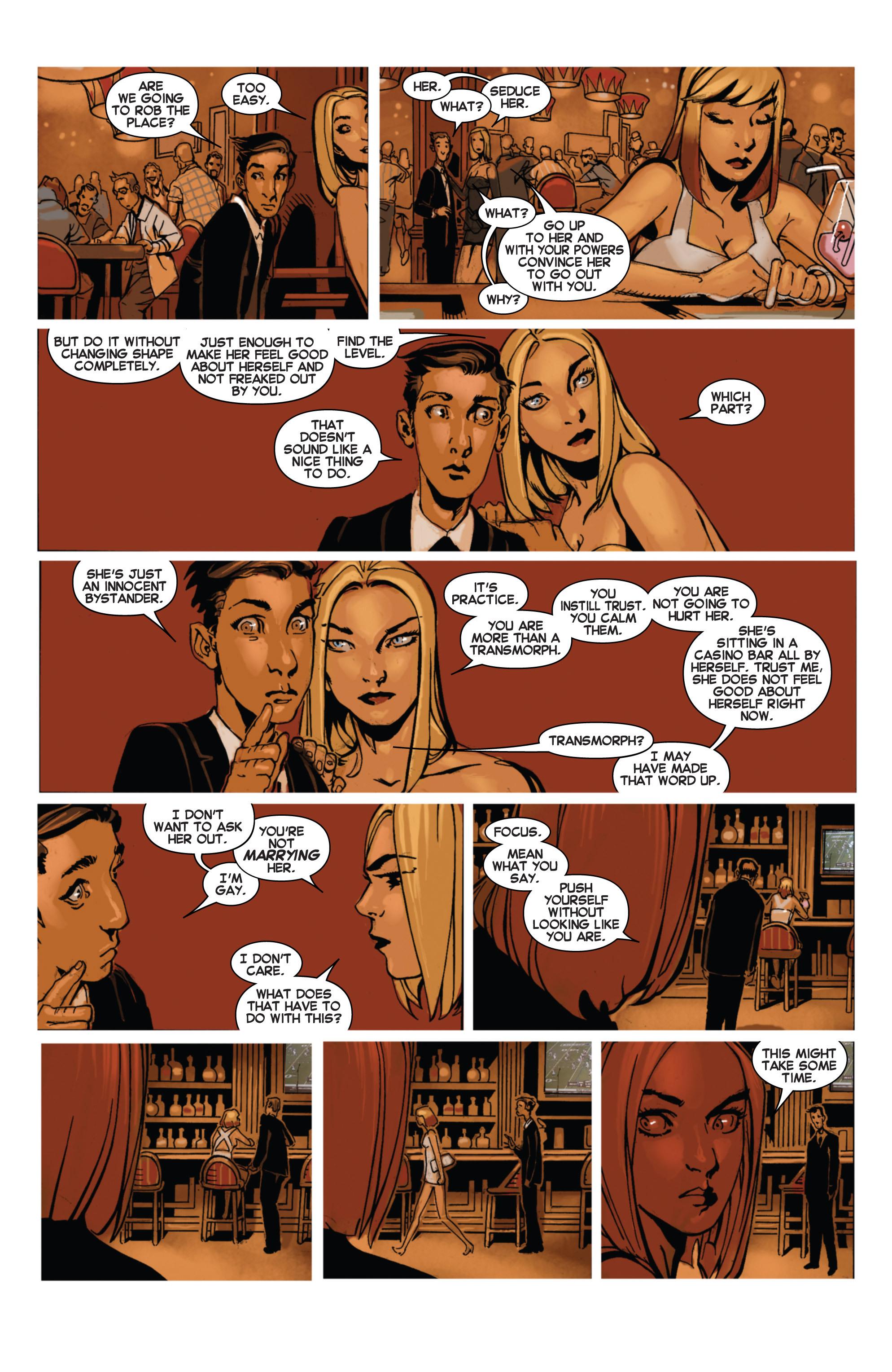 Read online Uncanny X-Men (2013) comic -  Issue #14 - 11