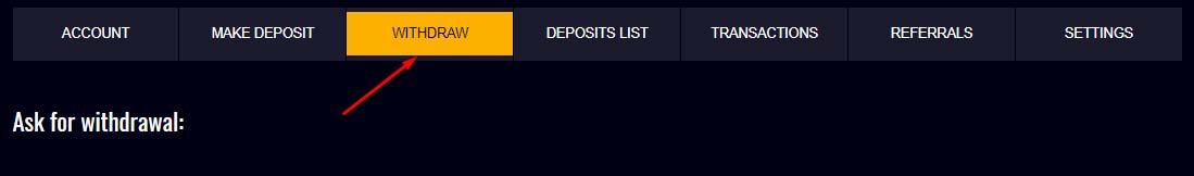 Регистрация в PokerDAPP 5