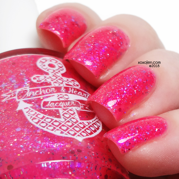 xoxoJen's swatch of Anchor & Heart Summer Princess