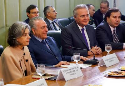 Temer anuncia R$ 778 milhões para equipamentos de Segurança Pública