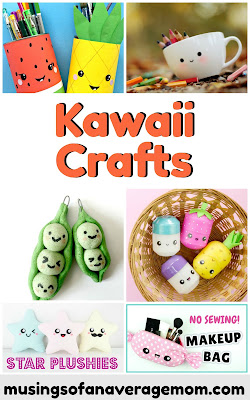 Kawaii Craft Ideas