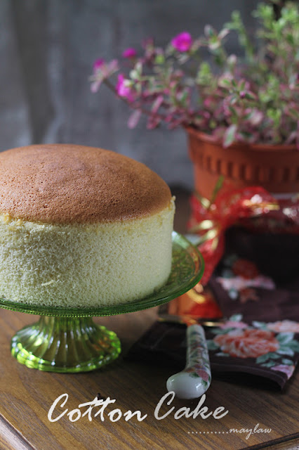 原味棉花蛋糕 【Cotton Cake, Original flavour】