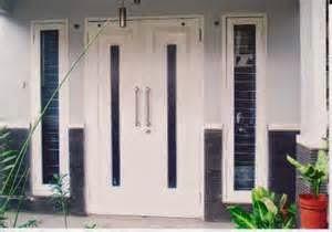 Model Kusen Pintu Rumah Minimalis Modern Rumahklik Com