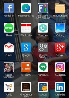 Most Used Apps By Nigerian Students In 2016