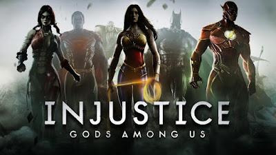 لعبة Injustice Gods Among Us مهكرة للاندرويد