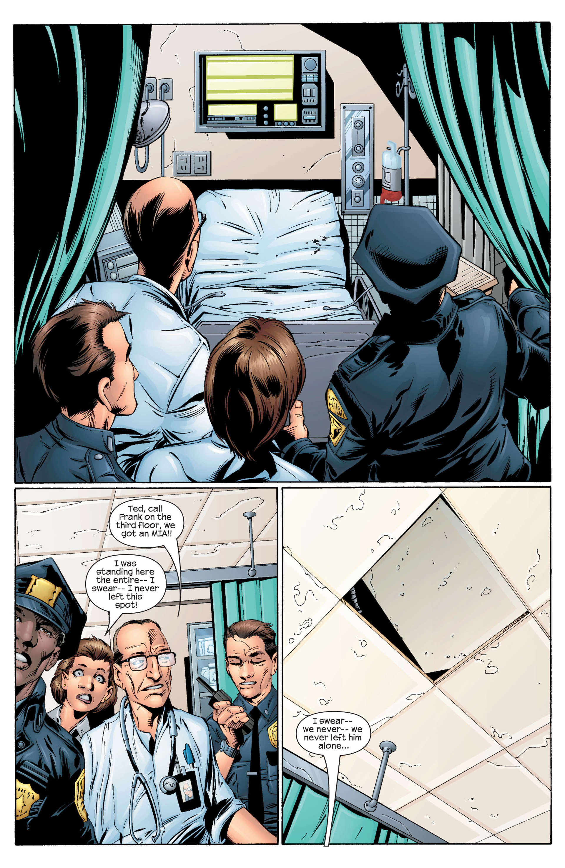 Read online Ultimate Spider-Man (2000) comic -  Issue #30 - 16