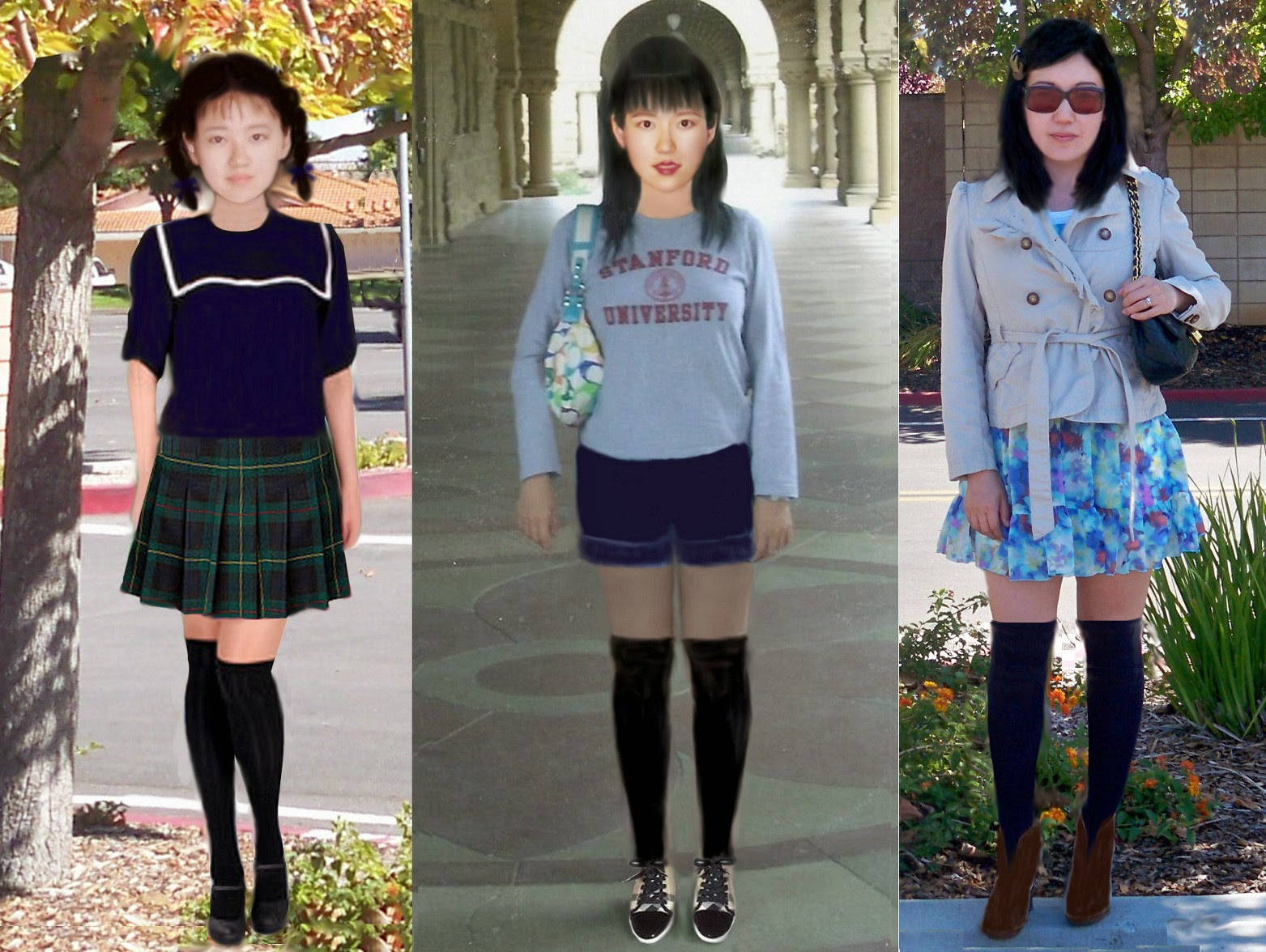 9246a6dc9 According to Seventeen magazine, Clueless-inspired outfits are among the  hottest back-to-school trends this fall.