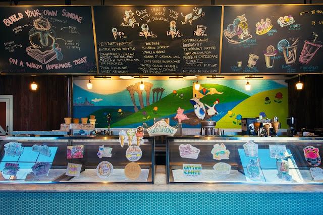 Sorveteria Ample Hills Creamery em Nova York
