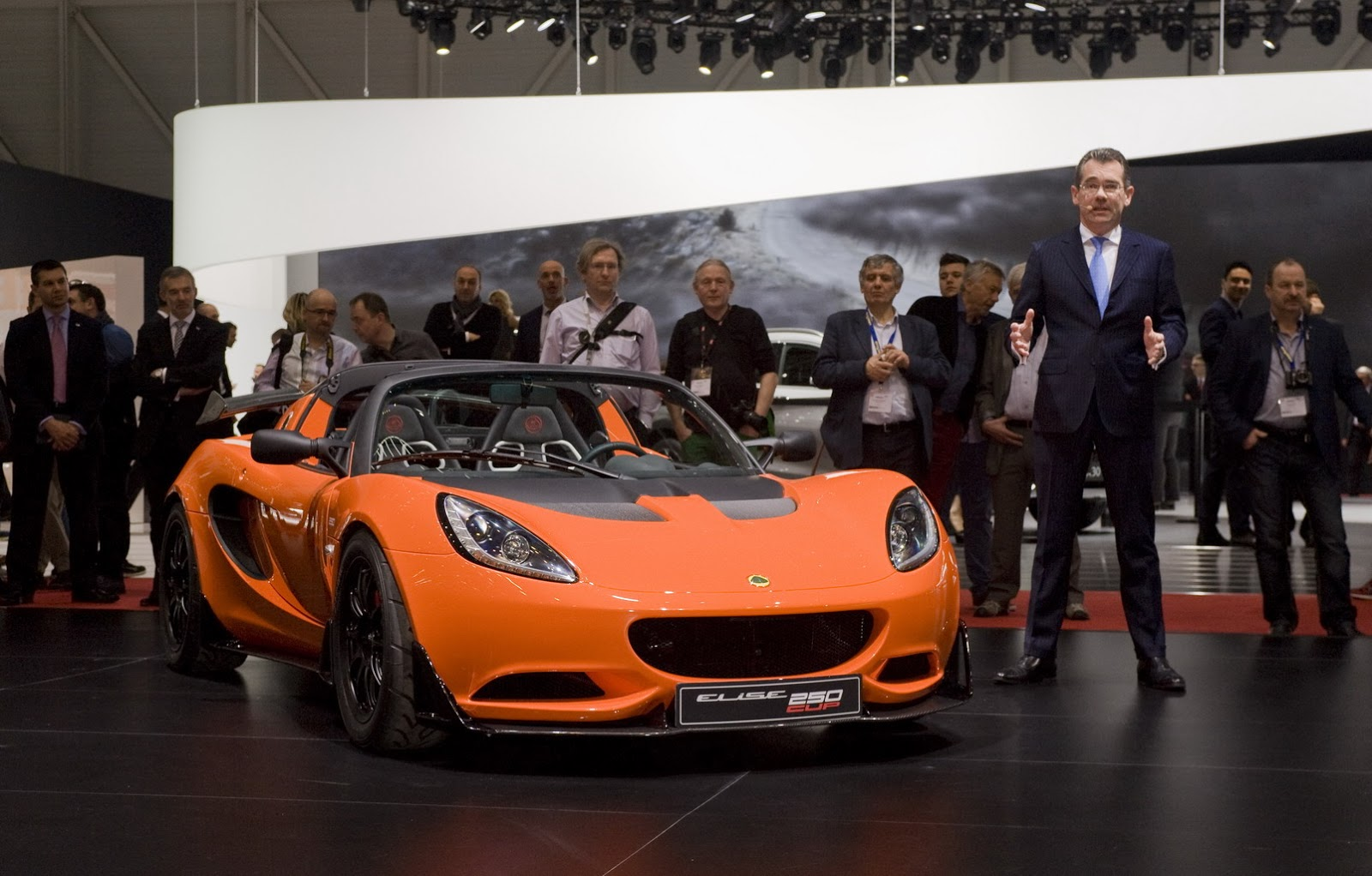 ....Lotus Exige Sport 350?